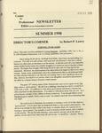 Newsletter: The Center for Professional Ethics, Summer 1998