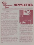 Newsletter: The Center for Professional Ethics, March 1985
